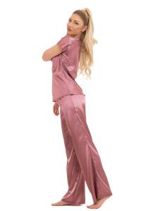 Evoni lange Hose und Nachthemd für Damen