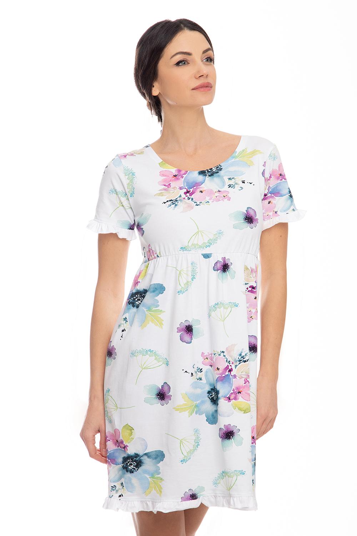 Evoni Nachthemd FLOWERS